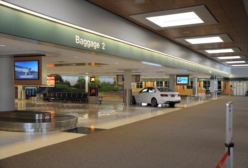 Sarasota Bradenton International Airport Baggage Claim